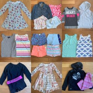NWT Children's Place Dress + Girls size 4 Clothes